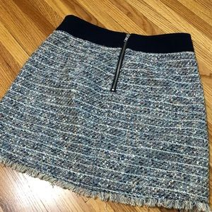 J. Crew Skirts - J Crew Tweed Mini Skirt